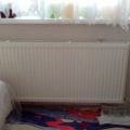 radiator po vymene