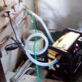 strojní čištění topení