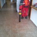 vyhledávání potrubí v podlaze